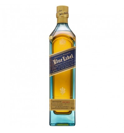 WHISKY JOHNNIE WALKER BLUE LAB EST 750 x 1 un.